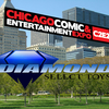 Diamond Select Toys Heads to Chicago for C2E2 2018