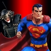 The DC Comic Universe Joins DST's World of Gallery PVC Statues