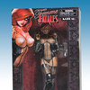 Back In Black Dawn PVC Statue Packaged Images