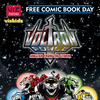 Free Comic Book Day 2012  Full Line-up of Comic Books Announced