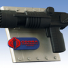 G.I.Joe: Cobra Commander Pistol Replica