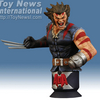 Marvel Universe: Age Of Apocalypse Weapon X Bust