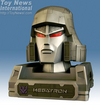Transformers: Megatron Head Bust