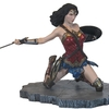 Justice League Movie Wonder Woman Gallery Statue From DST