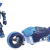 Kingdom Hearts Minimates Tron Light Cycle Deluxe Box Set