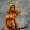 Diamond Select Toys & AFX Go Native With Exclusive Collectible Bust Inspired By Marvel's Shanna The She-Devil