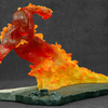 Silver Age Fantastic Four Human Torch Medium Statue