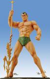 Marvel Milestones: Sub-Mariner Statue