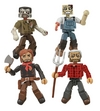 SDCC to Offer Exclusive Walking Dead Minimates Set