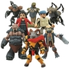 Battle Beasts Minimates Series 01