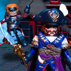 Calico Jack's Pirate Raiders Minimates Make their Animated Debut!