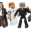 Universal Monsters Minimates - Dracula Box Set