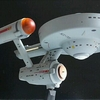 New Star Trek Minimates - Starship Enterprise with Captain Kirk Images