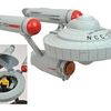Star Trek Minimates - Starship Enterprise with Captain Kirk