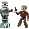 Lost In Space Dr. Smith & B9 Minimate 2-Pack