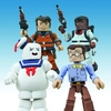 Real Ghostbusters Minimates Series 2 Boxset