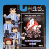 """We're ready to believe you""  Ghostbuster Minimates - SDCC Exclusive"