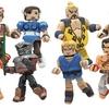 Announcing Street Fighter X Tekken Minimates Round 2