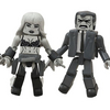 Sin City Movie Minimates Series 1 Box Set