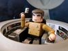 Star Trek TOS The Cage Enterprise Minimates Vehicle