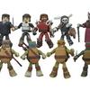Teenage Mutant Ninja Turtles Minimates Series 02