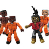 The Walking Dead Series 3: Prison Storyline Minimates