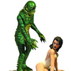 Monster Select The Creature from the Black Lagoon 7