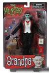 DST's Munsters Series 1 Figures Packaged Pics