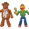 The Muppets Show Minimates Series 01