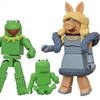 DST Announces The Muppets Minimates