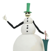 The Nightmare Before Christmas Jack (Snowman) Deluxe Figure