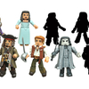 Pirates of the Caribbean: Dead Men Tell No Tales Minimates
