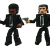 Pulp Fiction Minimates Jules & Vincent 2-Pack