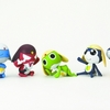 Sgt. Frog Action Figures Invade North America