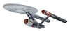 U.S.S. Enterprise NCC-1701 Cutaway Model Version