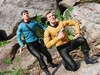 Check Out the Star Trek Select Kirk and Spock Figures in Action