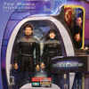 Star Trek: Nemesis Riker & Troi Exclusive 2-Pack Spotlight