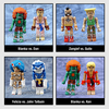 Street Fighter Minimates Continue In Series 2