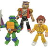 Teenage Mutant Ninja Turtles Classic Cartoon Minimates Series 1
