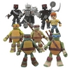 Teenage Mutant Ninja Turtles Minimates Series 01