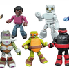Teenage Mutant Ninja Turtles Minimates Series 04