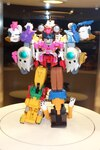 Disney's Chogokin King Robo Mickey & Friends From Behind Image