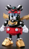 Move Over Voltron & Transformers, Here Comes Disney's Chogokin King Robo Mickey & Friends
