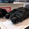 1/9 Action Hero Vignette: Batman The Dark Knight Rises - 75th Anniversary Batman and Tumbler