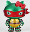 TMNT Mutant Kitty PVC Figures