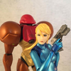 Figma Metroid Samus Aran Zero Suit Version Figure Review