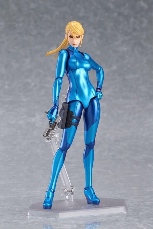 Figma Samus Aran Zero Suit Metroid Other M Figure
