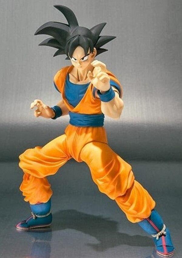S.H. Figuarts DBZ Normal Goku