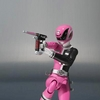S.H. FiguArts DekaYellow & Pink Figures