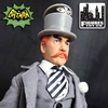 Batman Classic Retro Cloth Mad Hatter Figure, Accessory Packs & Super Powers Collection